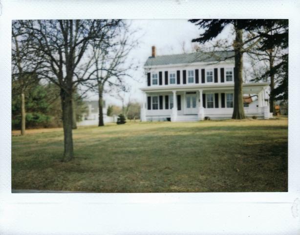 house, Cranbury