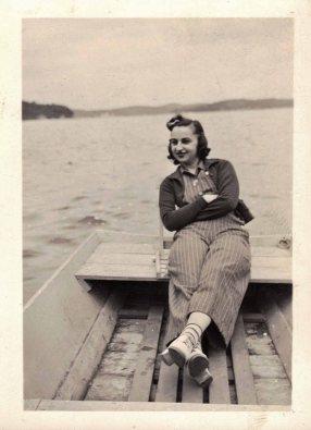 Lake Hopatcong, New Jersey - July 4, 1939
