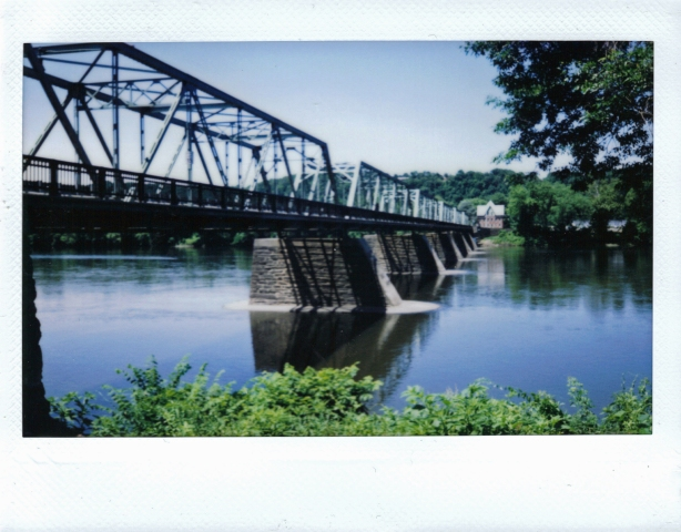 Uhlerstown-Frenchtown Bridge